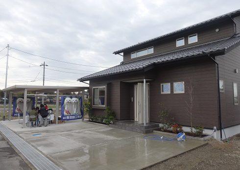 ケヤキ通りの家 完成見学会