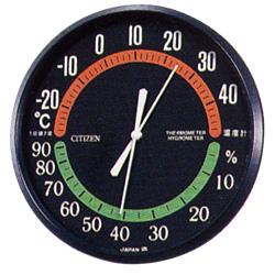省エネ生活豆知識。「温室度計」を活用しましょう!