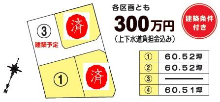 富山市・水橋伊勢領 (旧8号沿い)