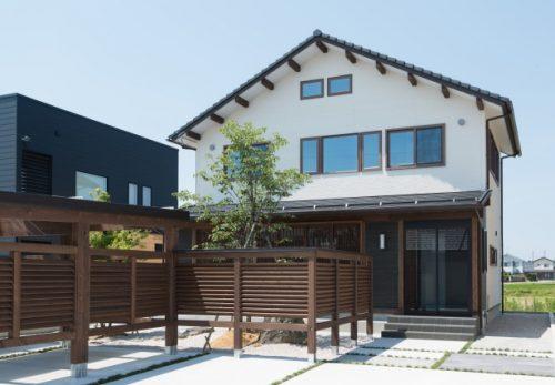 【モデルハウス販売】完全無垢材住宅 郷の家(さとのいえ)
