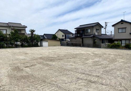 富山市高屋敷 分割可能宅地